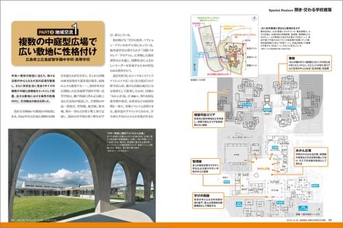 (写真:生田 将人 資料:C+Aの提供資料を基に日経アーキテクチュアが作成)