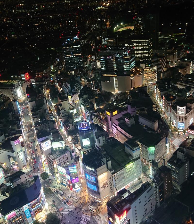 渋谷 スカイ ビル