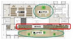 3階平面イメージ(資料:住友林業)