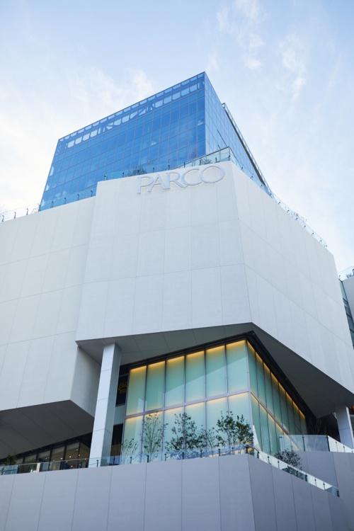 「渋谷 パルコ・ヒューリックビル」の上層階にあるオフィスフロアには、デジタルガレージグループが入居する(写真:吉田 誠)