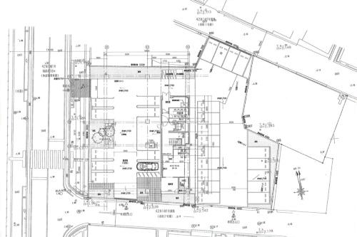 配置図・1階平面図(資料:NTTファシリティーズ)