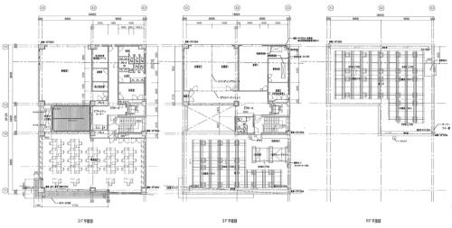 各階平面図(資料:NTTファシリティーズ)