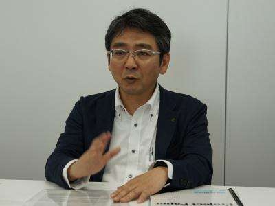 ダイダンエンジニアリング本部ZEB推進部長の杉浦聡氏(写真:省エネNext)