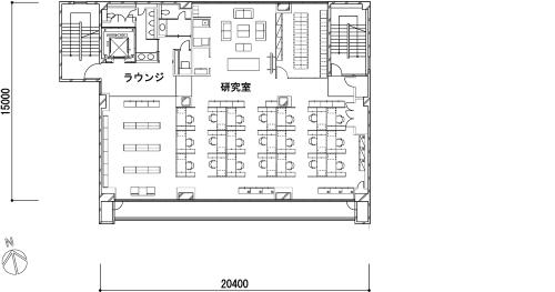 3階(資料:奥村組)