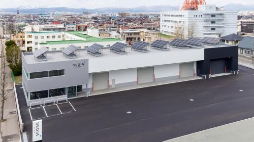 渡辺パイプ 函館サービスセンター(写真:渡辺パイプ)