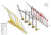鉄骨の重量を考慮したクレーンの選定が可能に(資料:矢作建設工業)