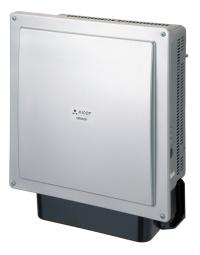 パワーコンディショナ「KPR-A シリーズ」は、塩害のある地域への設置も可能(資料:オムロン)