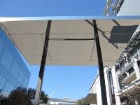 閉じた状態の「みえない点検口天井システム」(資料:菊川工業)