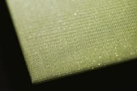 光を反射して銀糸がきらめく(資料:大建工業)