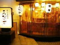 飲食店の設置例(資料:日本ポリマー)