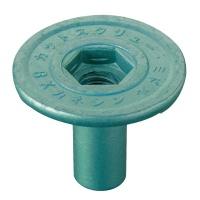 座金の直径は50mm(資料:BXカネシン)