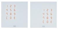 マジカルテンキー表示では、テンキーの表示位置がパネル上を移動する(資料:美和ロック)