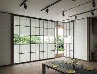 横額障子のようなデザイン(資料:立川ブラインド工業)