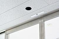 天井への取り付けイメージ(資料:オプテックス)