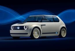 図2 ホンダは2019年に初の量産EVを投入へ