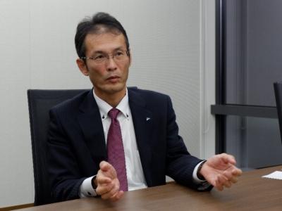 ダイキン工業の米田裕二執行役員