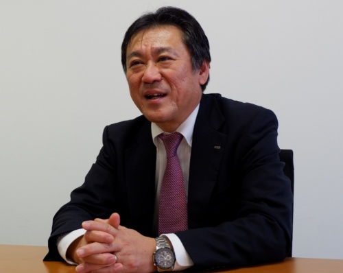 LIXILの小和瀬浩之理事 Chief Information Officer(CIO)兼 情報システム本部長