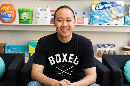 Boxedの創業者チェ・ファンCEO