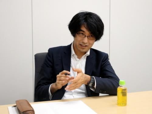 日本電信電話(NTT) NTTコミュニケーション科学基礎研究所 兼 NTTメディアインテリジェンス研究所 知識メディアプロジェクト 知識言語基盤技術グループ 主任研究員(上席特別研究員)の東中竜一郎氏