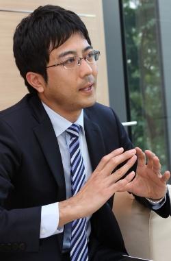自動車産業に詳しいドリームインキュベータ シニアマネジャーの田代雅明氏(撮影:日経 xTECH)