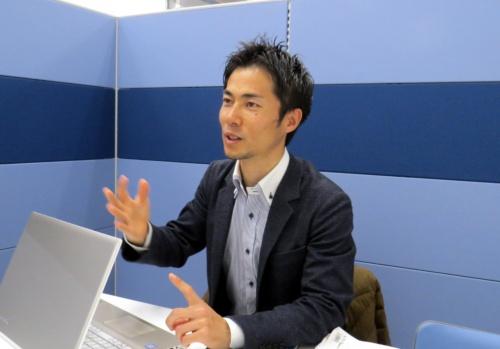イダテンベンチャーズ代表パートナーの足立健太氏