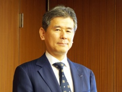 SUBARU執行役員第二技術本部長の江里口磨氏