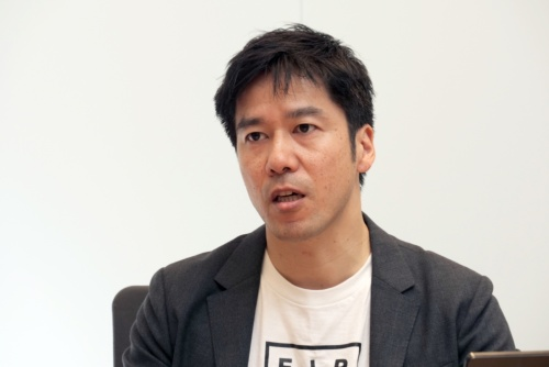 PR TIMES社長の山口拓己氏