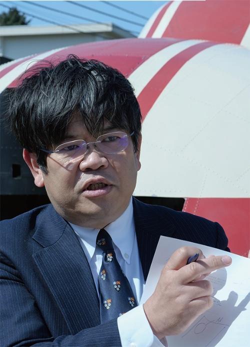 長嶋 賢(ながしま・けん)氏
