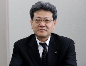 図1:東北大学理事(産学連携)・連携機構長の矢島敬雅氏