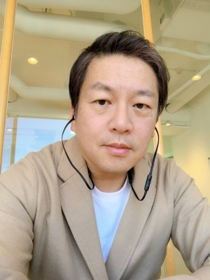 VFR代表取締役社長の留目真伸(とどめ・まさのぶ)氏。VAIOのCINO (Chief Innovation Officer)を兼務する。インタビューはオンラインで実施した
