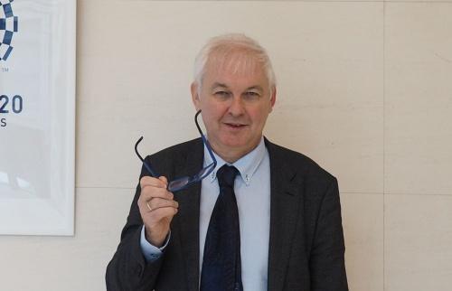マテリアライズ社 CEOのフリード・ヴァンクラン(Wilfried Vancraen)氏