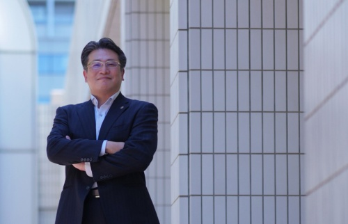 東芝 経営企画部 新規事業推進室 室長の米澤実氏