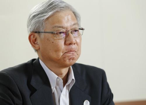 新野 隆(にいの・たかし)氏