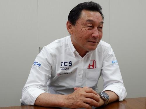 元F1レーサーの中嶋悟氏、現在は有限会社中嶋企画の社長を務める