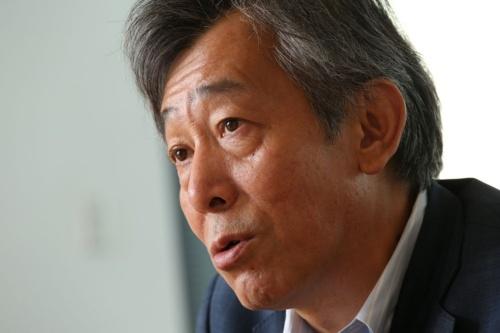 ダッソー・システムズ 代表取締役社長 山賀裕二氏