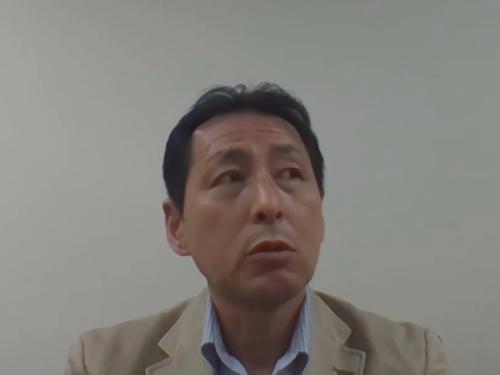 NTTドコモ執行役員ネットワークイノベーション研究所長の中村武宏氏