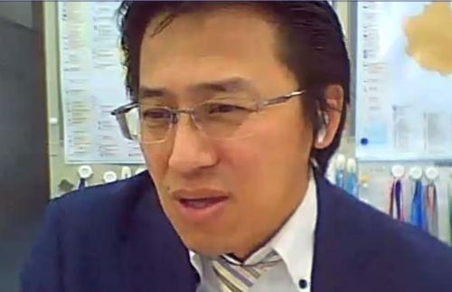 フォーイン中国調査部部長の周錦程氏