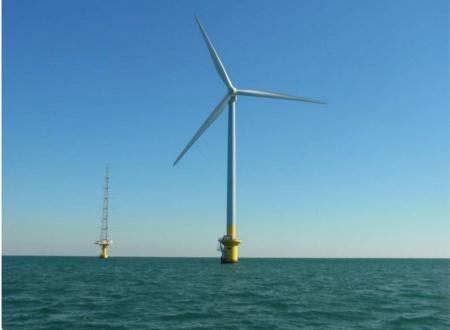 銚子沖洋上風力発電所
