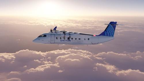ハートエアロスペースの機体のイメージ
