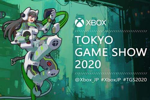 MicrosoftのTGS2020出展告知画像