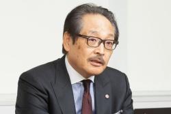 マツダ副社長執行役員の藤原清志氏