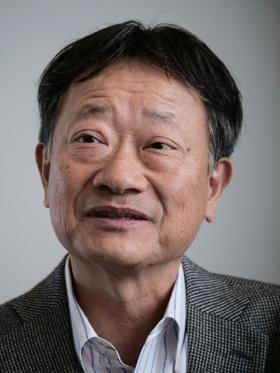 ソニー 常務 イメージング&センシング・ソリューション事業担当の清水照士氏