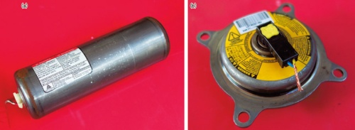 タカタ製インフレーター