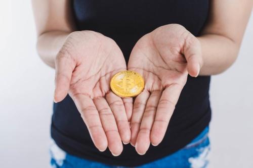 仮想通貨での寄付が増えてきた(画像はイメージ)