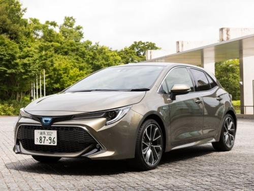 トヨタのHEV「カローラスポーツ」は2030年度燃費規制を既にクリア