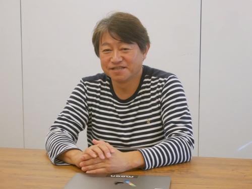 QUANTUMの高松充社長兼CEO