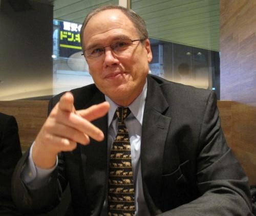 米ビジネス・ルール・ソリューションズのロナルド・ロス共同創業者兼プリンシパル
