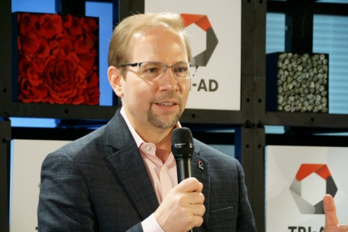 TRI-AD CEOのジェームス・カフナー氏