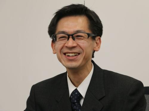トヨタ自動車パワートレーンカンパニーの芳賀宏行パワートレーン統括部PT管理室グループ長