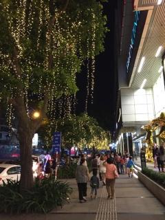 ベトナム ホーチミン市街地の様子
